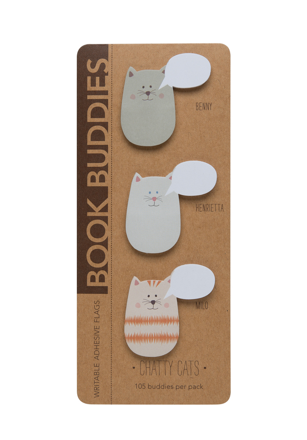 Chatty Cats Book Buddies