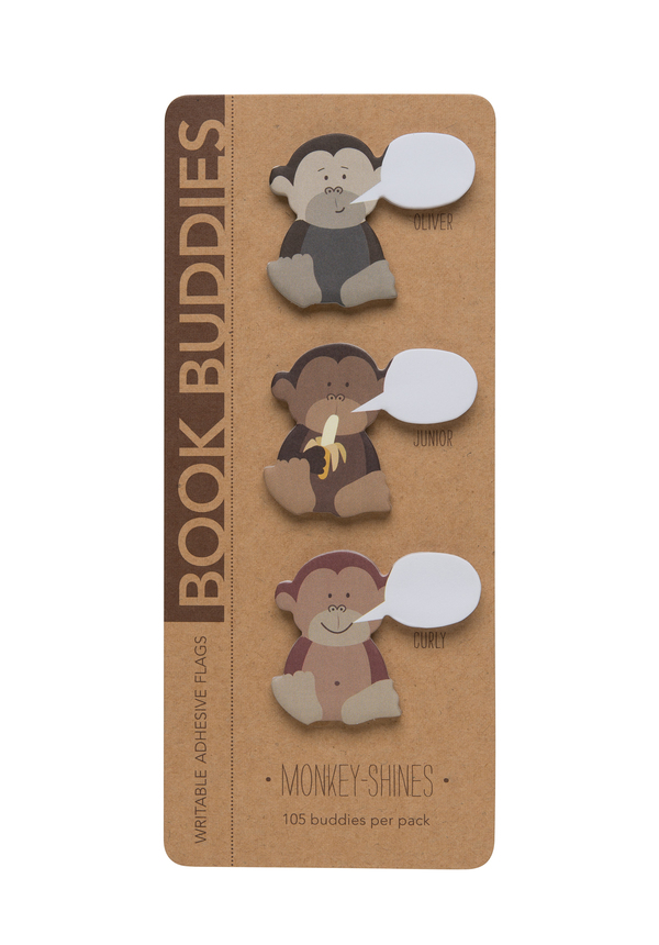 Monkey Shines Book Buddies