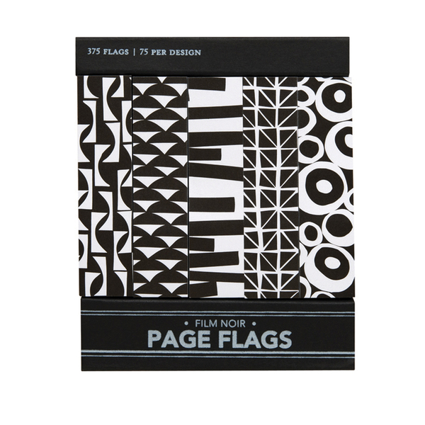 Film Noir Page Flags