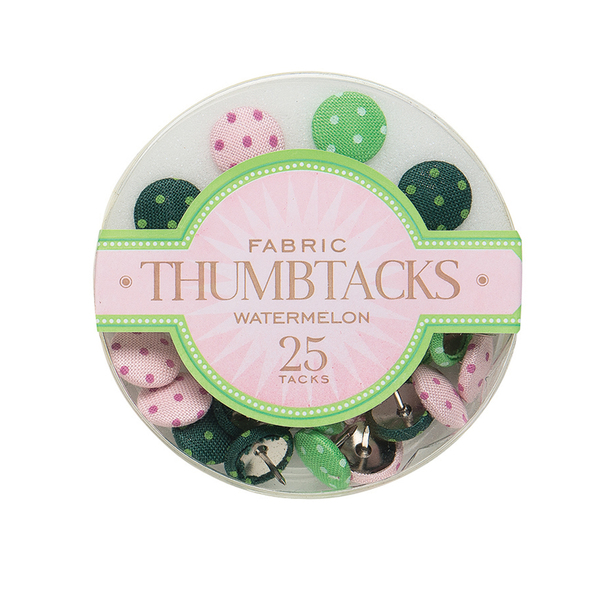 Watermelon Thumbtacks