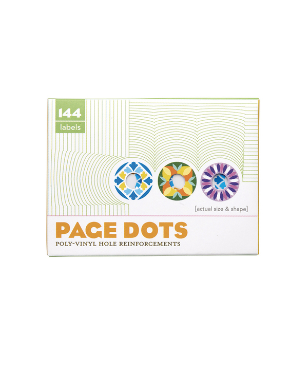 Frolic Page Dots