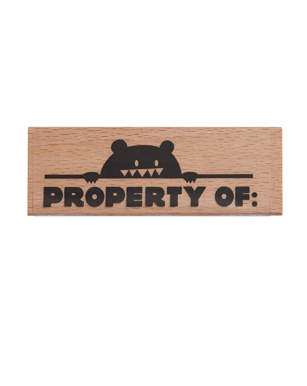Property Of Stamp