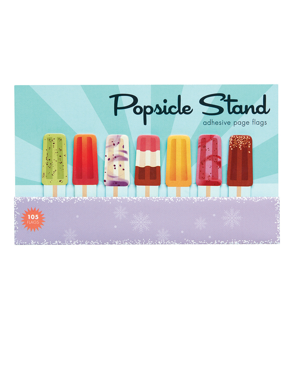 Mini Flags: Popsicle Stand