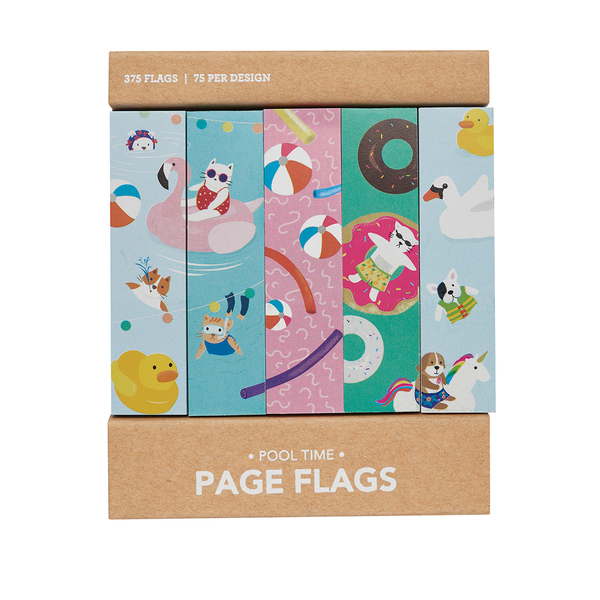 Pool Time Page Flags