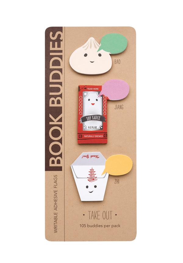 Take Out Book Buddies